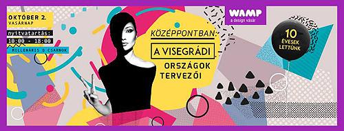 A hónap terveztője az októberi WAMP-on: az Artista