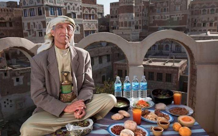 Elképesztő képek: ezt eszik a világ különböző országaiban egy nap alatt