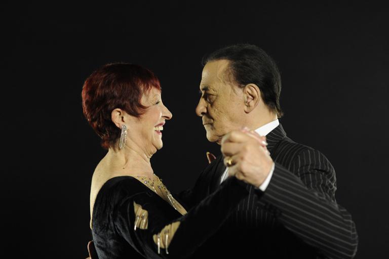 Maria Nieves és Juan Carlos Copes (Fotó: Vertigo Media)