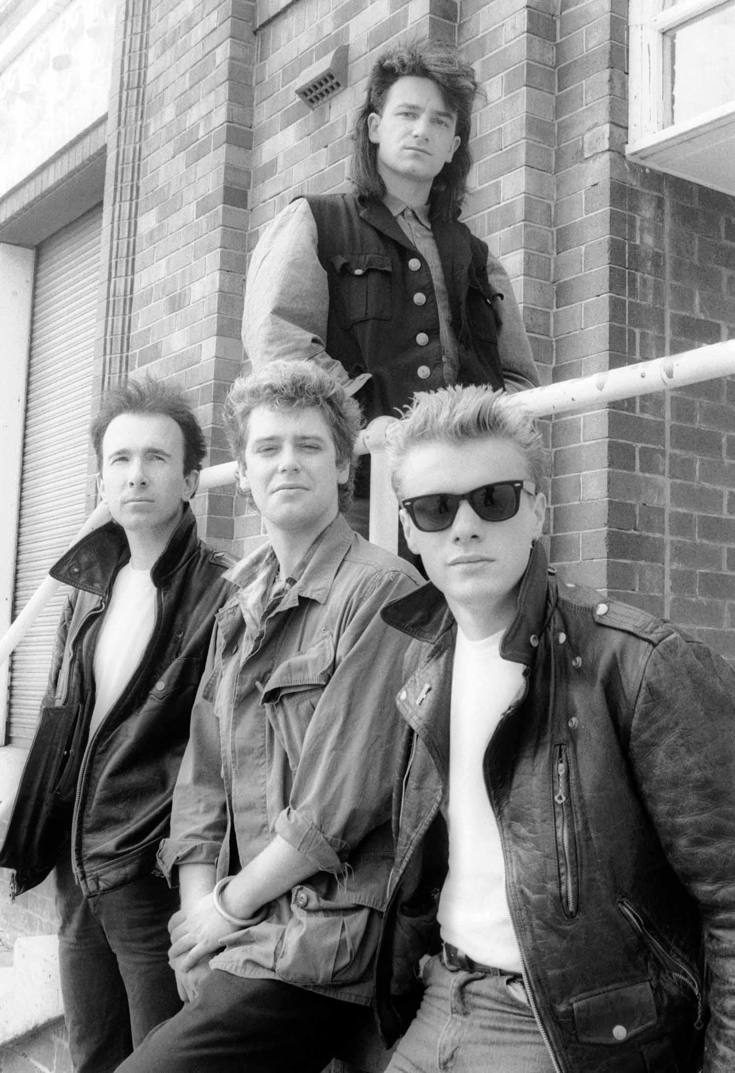 40 éves a U2
