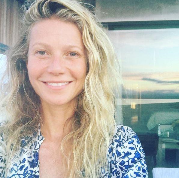 Gwyneth Paltrow smink nélkül fiatalabbnak tűnik