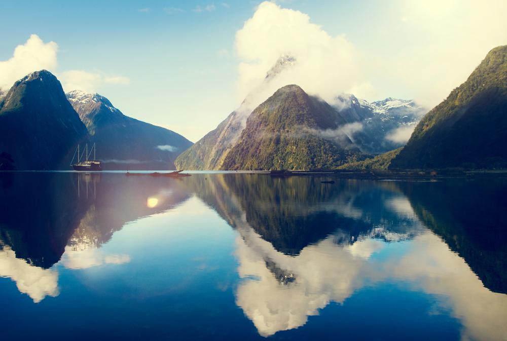 Új-Zéland - Egy csodálatos világ a Föld túlsó oldalán
