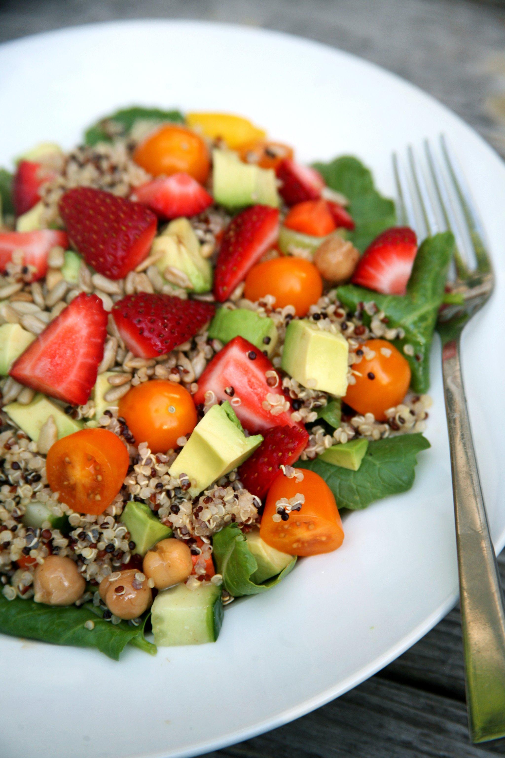 Ezt a 4 dolgot add a salátádhoz és tuti nem éhezel meg vacsoráig