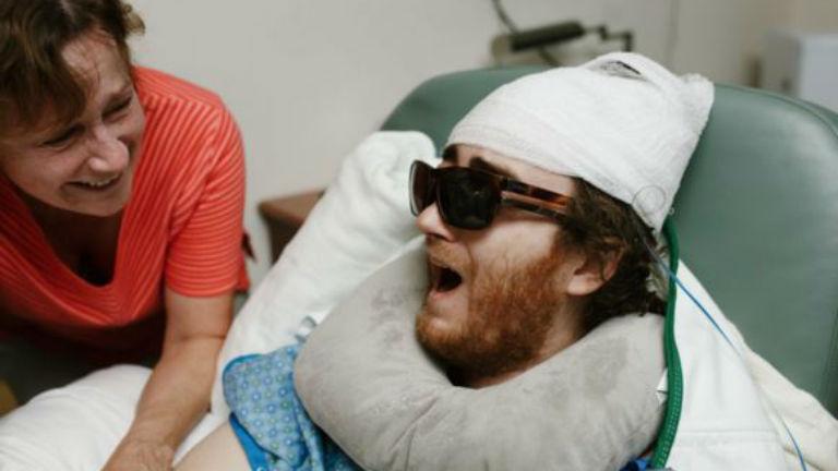 Rendkívüli dolgot tett a kórház, hogy a rákbeteg apuka ott lehessen gyermeke születésénél