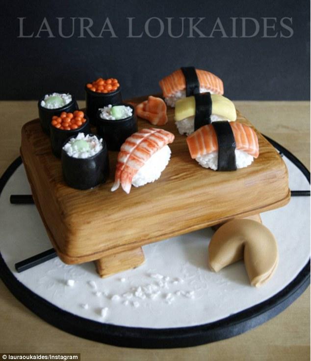 Elképesztő tortákat készít a fiatal lány, aki autodidakta módon tanult sütni