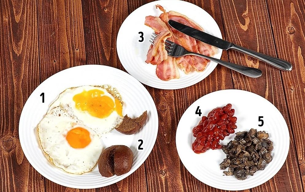 Tudd meg, melyik ország hagyományos reggelije hizlal a legjobban! - képek