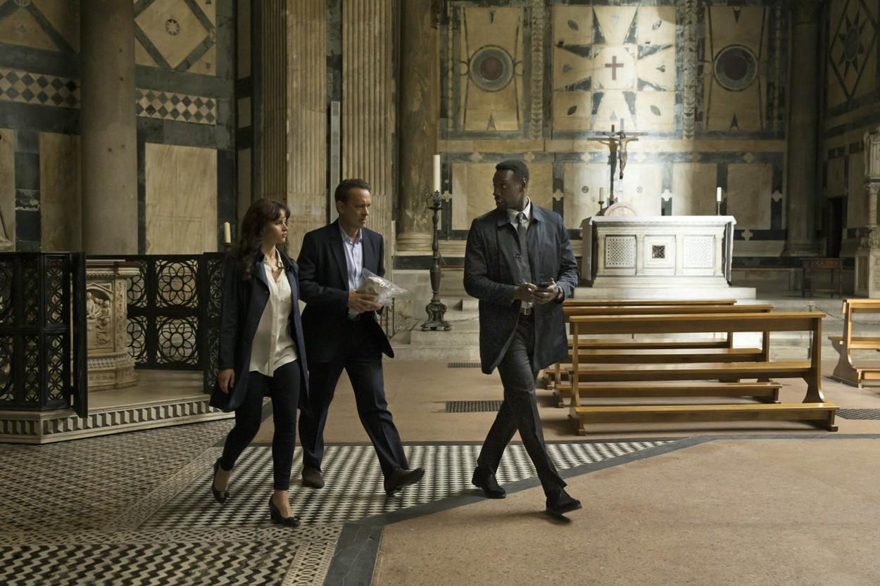 Tom Hanks a pokolban érezte magát Budapesten – Megnéztük az Infernót