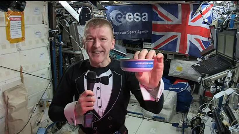 Cola-automata és űrgarnéla - étkezés az űrben