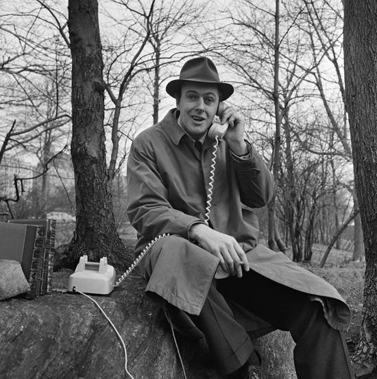 Roald Dahl (Fotó: CBS/Getty Images)