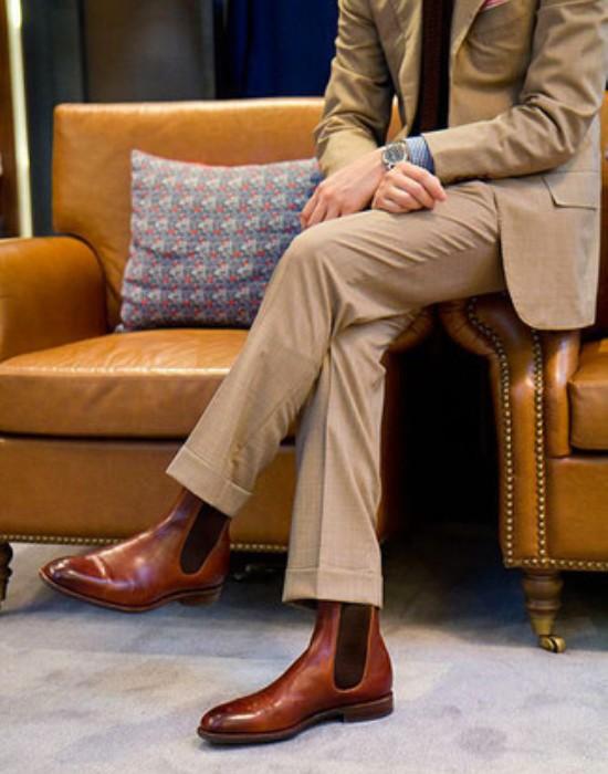 Segíts a párodnak – így válasszatok cipőt öltönyhöz