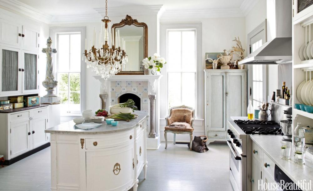 10 elképesztően stílusos konyha - inspiráló képek