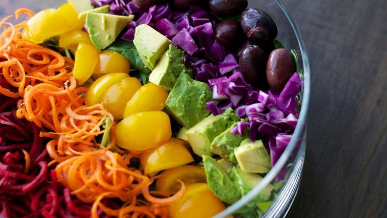 Tudd meg, milyen ételekkel hozhatod egyensúlyba a csakráidat!