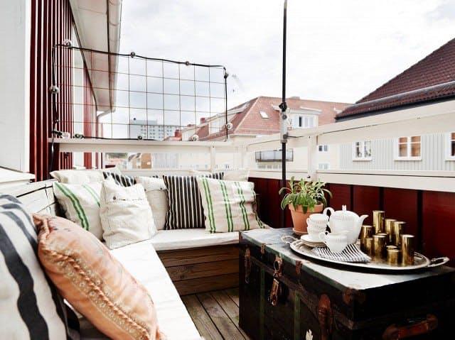 Használd ki az erkélyedet ősszel is! - inspirációk