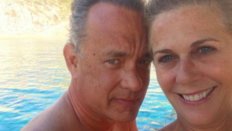 28 év után is fülig szerelmes feleségébe Tom Hanks