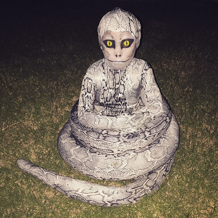 Szemezgess a legkreatívabb halloweeni jelmezek közül - fotók