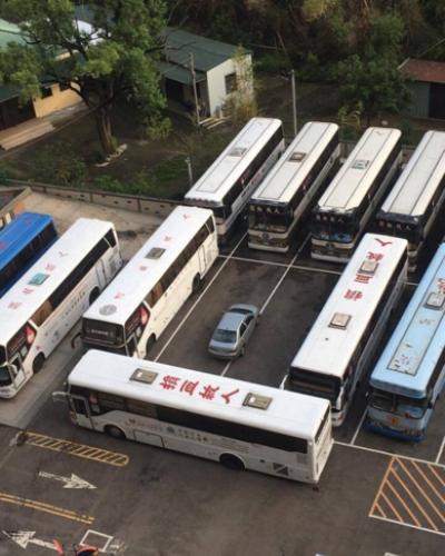 Íme, a buszvezetők bosszúja