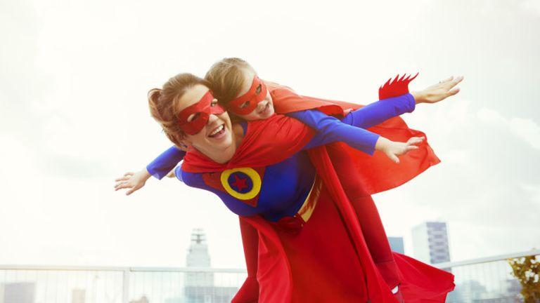 """Anyák őszintén: """"Abban a pillanatban úgy érzetem magam, mint egy szuperhős"""