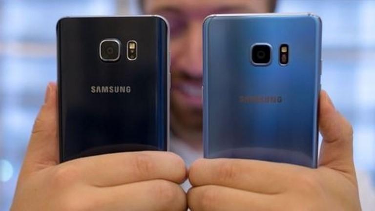 Galaxy S7-re cserélik vagy visszaadják a Samsung Note7 vételárát