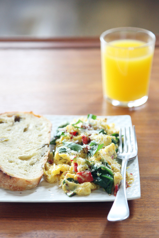 5 perc alatt összeüthetsz egy ilyen fenséges mediterrán reggelit