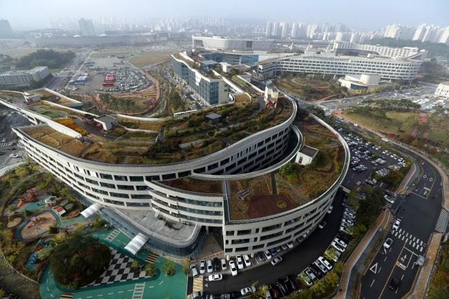 Ez a világ legnagyobb tetőkertje – fotó