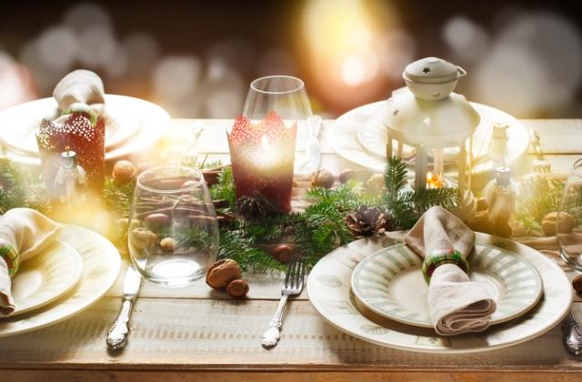 Így teríts meg a karácsonyi menühöz