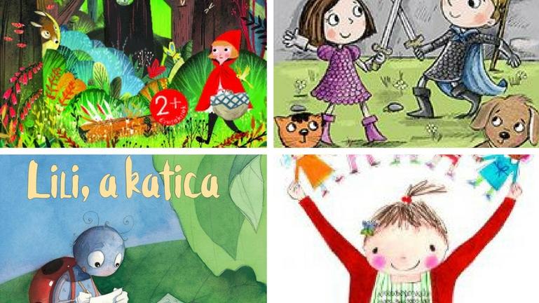12 szuper könyv, amivel lefoglalhatod a gyerkőcöt egy esős délutánon