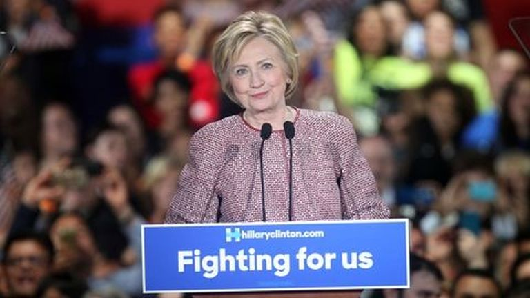 Ez történik ma Hillary Clinton szülinapján