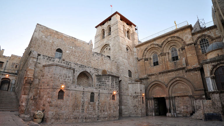 Church of the Resurrection by Eastern Christians