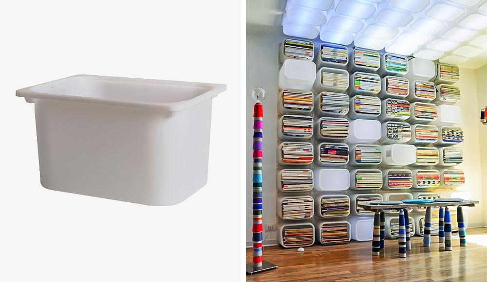 10 kreatív mód, ahogy feldobhatod az ikeás bútorokat