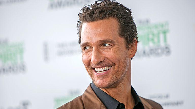Ez történik ma, Matthew McConaughey szülinapján