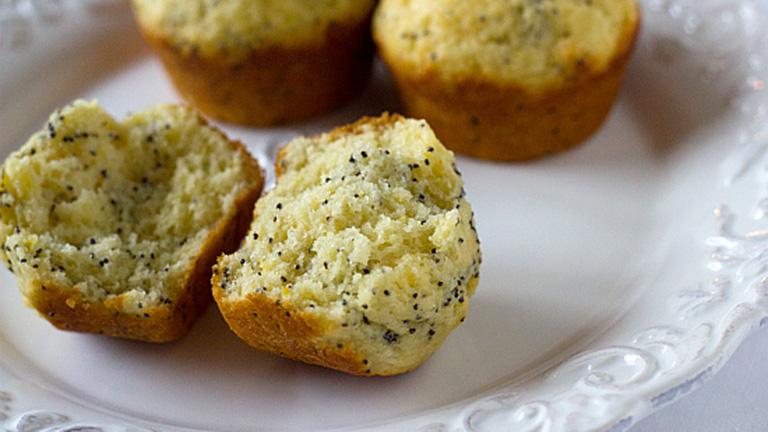 Csodareggeli: citromos chia magos muffinok