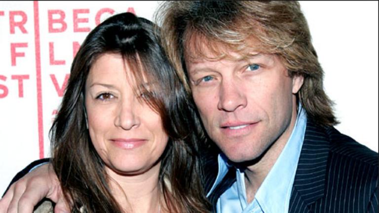 Jon Bon Jovi 27 éve fülig szerelmes feleségébe