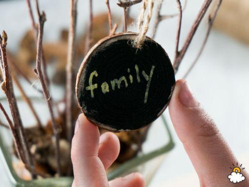 DIY: Karácsonyi asztaldísz, amivel az egész család hálát adhat
