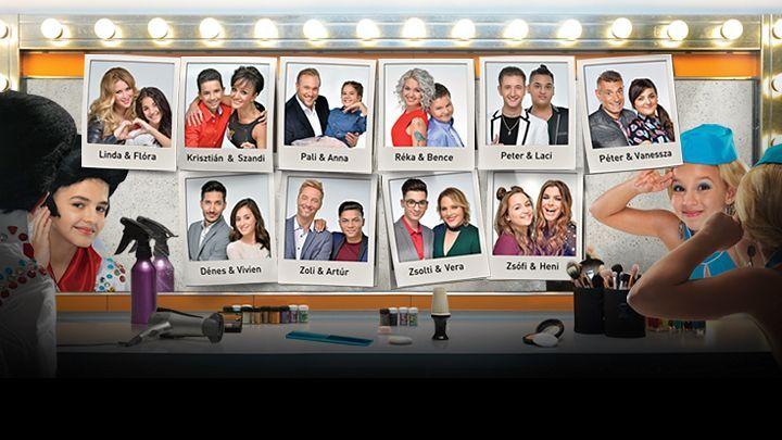 Ők a TV2 showműsorának új arcai