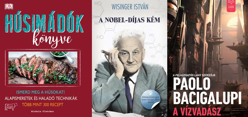 10 könyv, aminek minden férfi örül majd a fa alatt karácsonykor