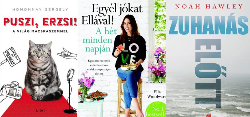 10 szuper könyv, aminek minden nő örülni fog karácsonykor