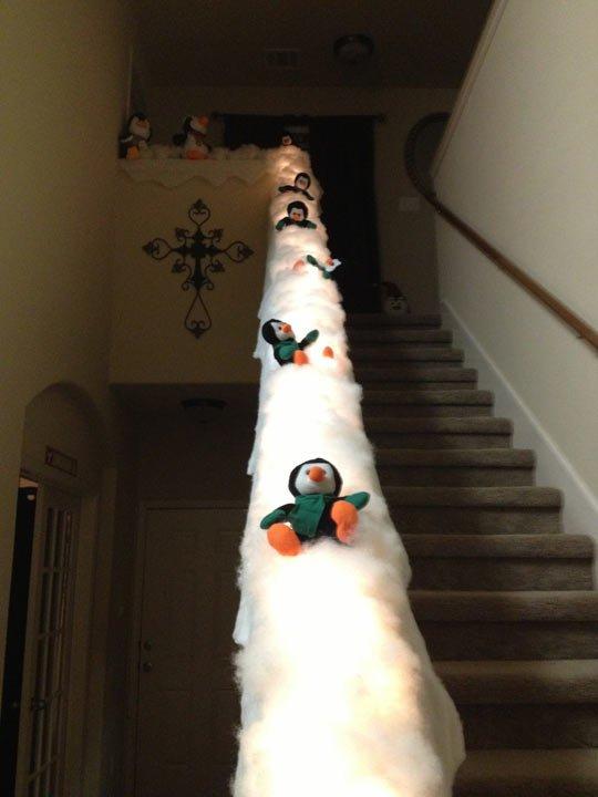 12 DIY karácsonyi dekorációs ötlet, amit idén ki kell próbálnod