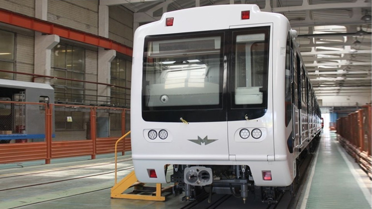 Fehérek lesznek a 3-as metró felújított szerelvényei