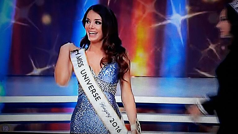 Miss Universe Hungary 2016: Bódizs Veronika a győztes