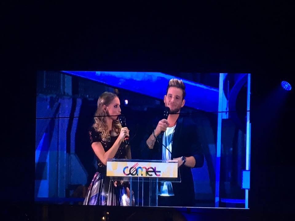 COMET 2016: Tóth Gabi és Kiss Ramóna szerelése mindent visz – percről percre
