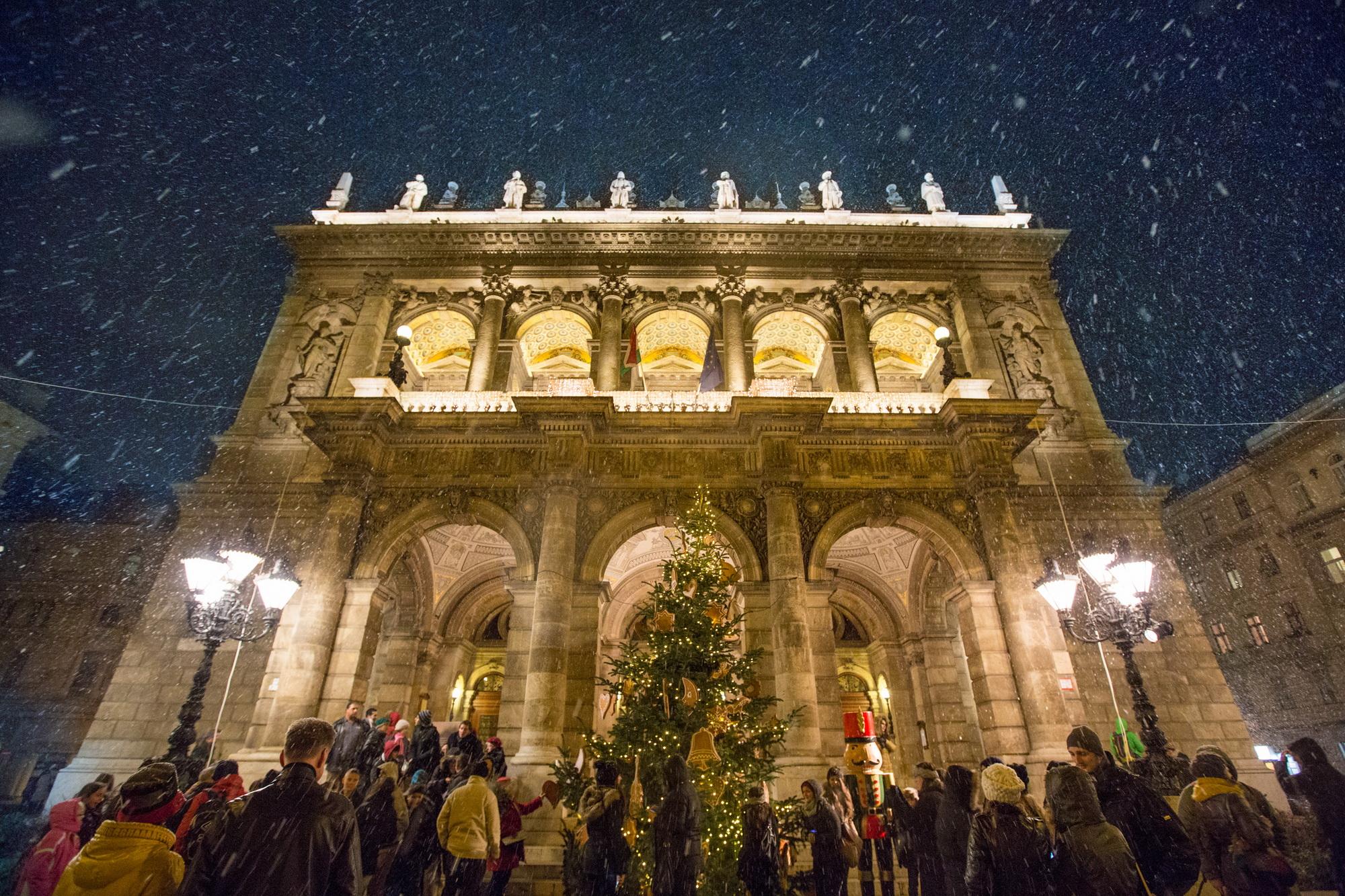 Advent 2016 - Ismét megrendezik Diótörő-fesztivált az Operaházban