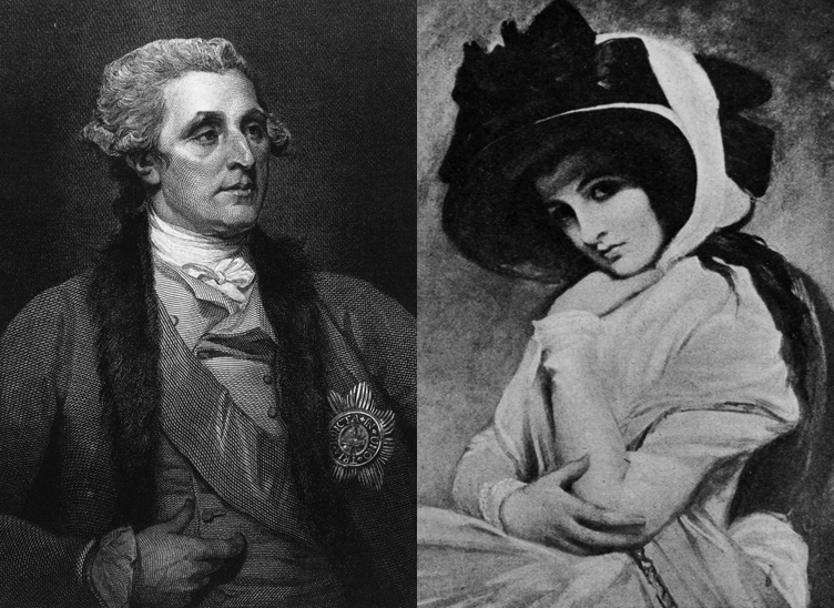 Sir William és Emma Hamilton