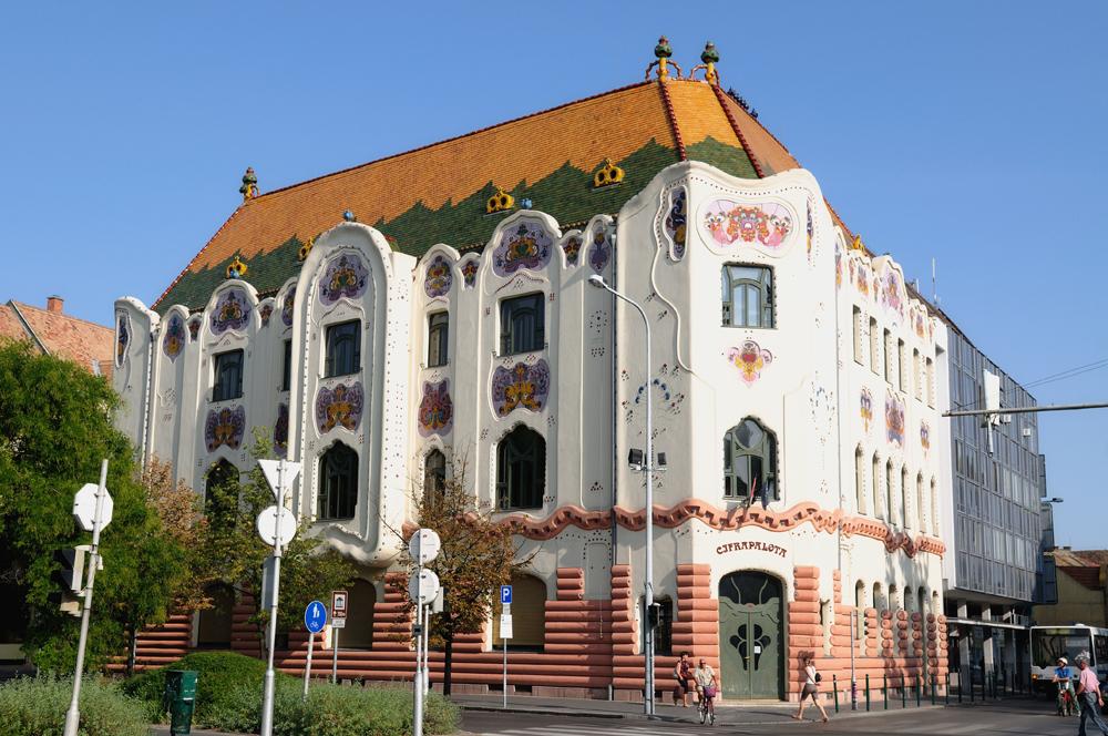 Magyarország 10 legszebb szecessziós épülete