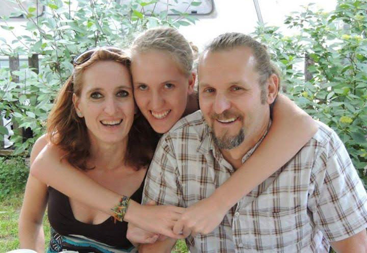 Timi, Dominika és Gábor