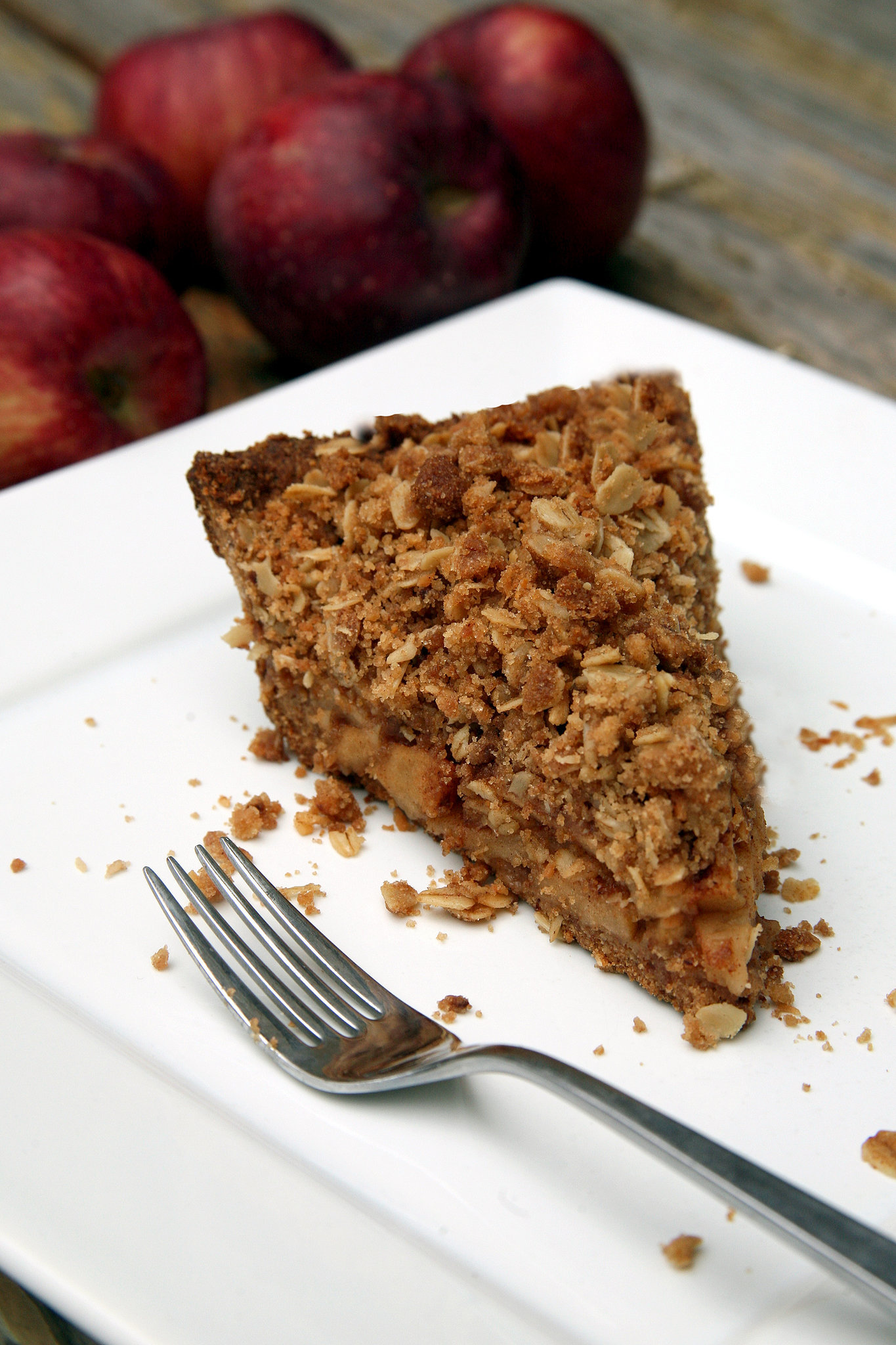Isteni almás-kókuszos pite, amiről senki nem mondaná meg, hogy vegán