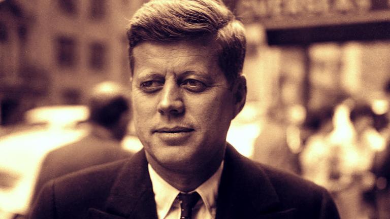Kennedy nőügyei nyílt titoknak számítottak (Fotó: Tumblr)