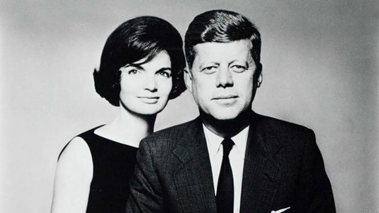 Az ideális elnöki pár csak látszat volt (Fotó: Tumblr)