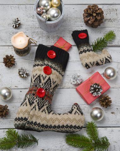 Így néznek ki a norvég minták a karácsonyfán