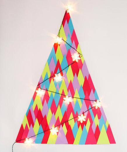 10 zseniális ötlet karácsonyfa helyett