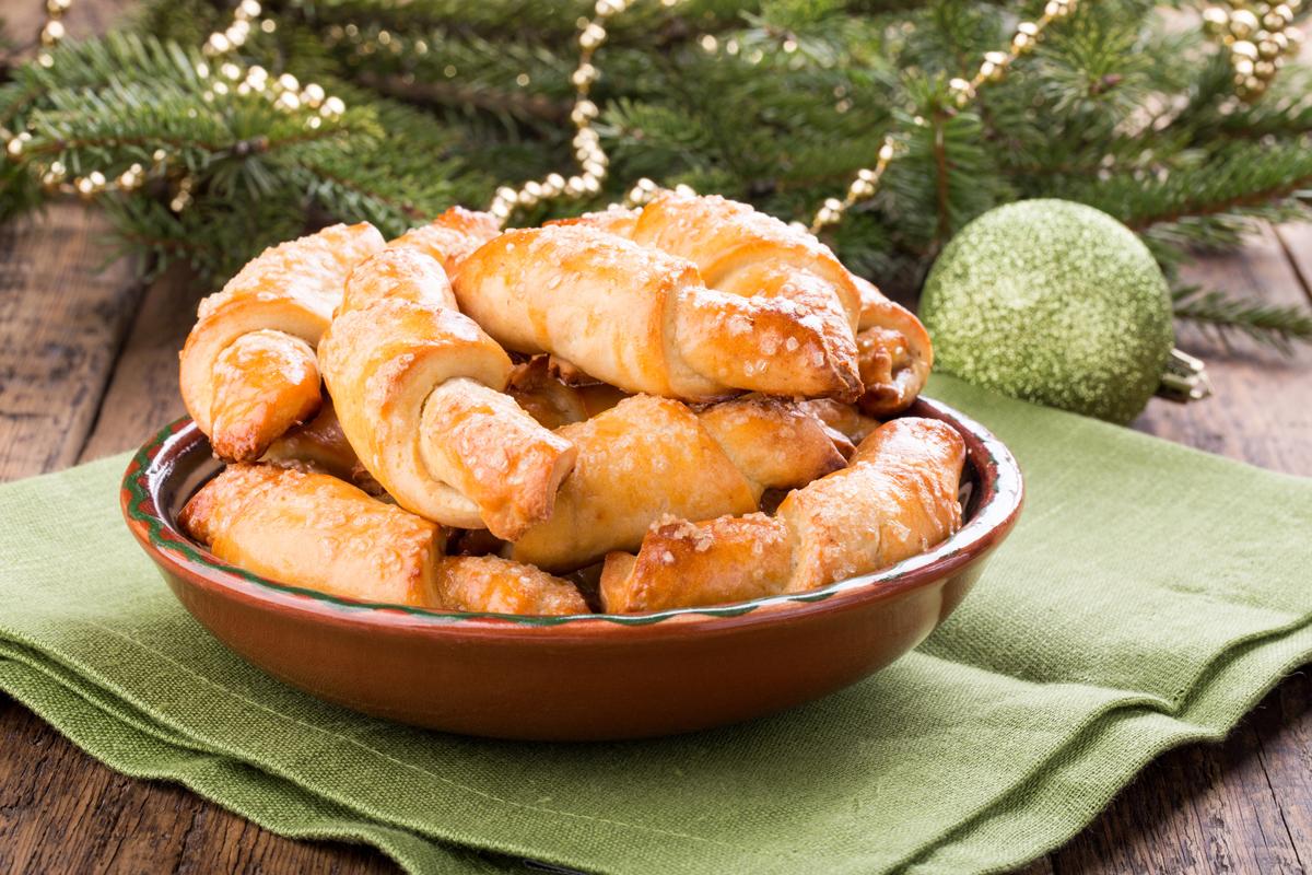 Vendégváró sós sütik karácsonyra